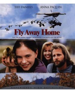 Полет към дома (Blu-Ray)