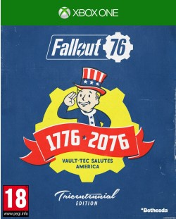 Fallout 76 Tricentennial Edition (Xbox One)