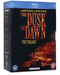From Dusk Till Dawn - The Trilogy (Blu-Ray)