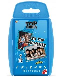 Игра с карти Top Trumps - Friends