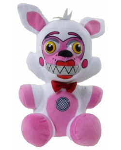 Плюшена играчка Five Nights at Freddy's Sister Location - Funtime Foxy, 30cm