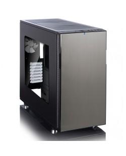 Кутия Fractal Design Define R5 Titanium + прозрачен капак