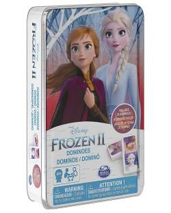 Домино Spin Master Cardinal - Frozen 2, в метална кутия