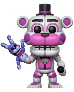 Фигура Funko Pop! Five Nights at Freddy's - Funtime Freddy, #225