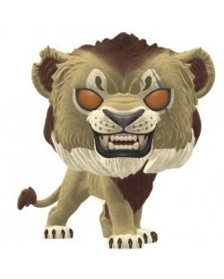 Фигура Funko Pop! Disney: The Lion King - Scar (Flocked), #548