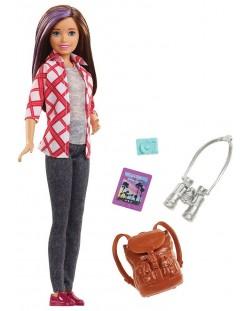 Кукла Mattel Barbie - Скипър на път