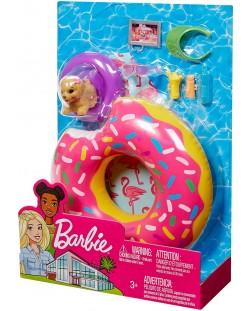 Игрален комплект Mattel Barbie - Басейн