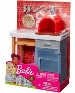 Игрален комплект Mattel Barbie - Барбекю