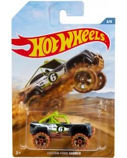 Количка Mattel Hot Wheels - Custom Ford Bronco