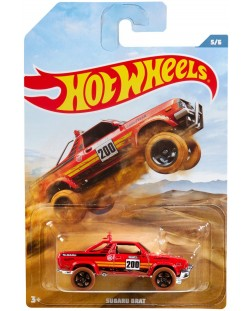 Количка Mattel Hot Wheels - Subaru Brat