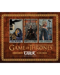 Game of Thrones: Tarot Cards (Deck and Guidebook)