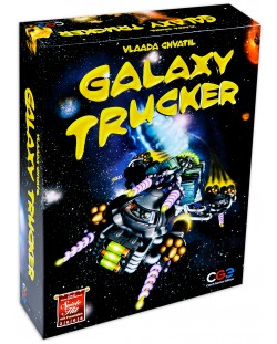 Настолна игра Galaxy Trucker