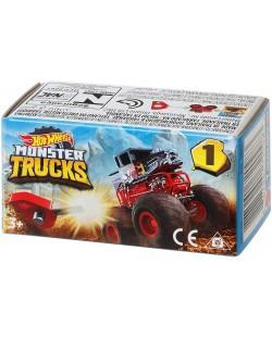 Количка-изненада Hot Wheels Monster Trucks -  Мини бъги