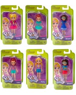 Кукла Mattel Polly Pocket - Go Tiny, асортимент