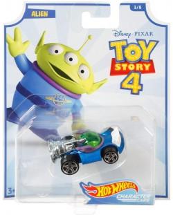 Количка Hot Wheels Toy Story 4 - Alien