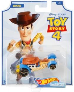 Количка Hot Wheels Toy Story 4 - Woody