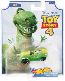 Количка Hot Wheels Toy Story 4 - Rex