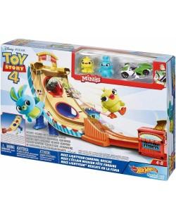 Игрален комплект Hot Wheels Toy Story 4 - Buzz Lightyear Carnival Rescue