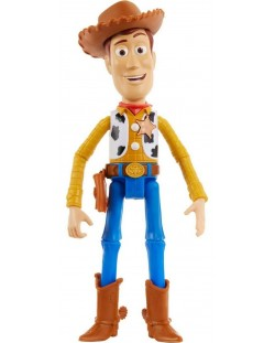 Детска говореща играчка Mattel Toy Story 4 - Шериф Уди