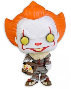 Фигура Funko Pop! Movies: IT: Chapter 2 - Pennywise with Beaver Hat Special, #779