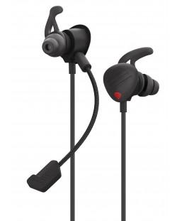 Гейминг слушалки Genesis - Oxygen 400, черни
