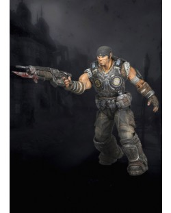 Gears of War 3 Series 1 Marcus Fenix