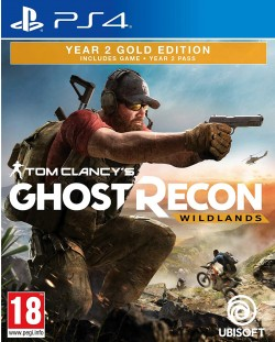 Ghost Recon: Wildlands Year 2 Gold (PS4)