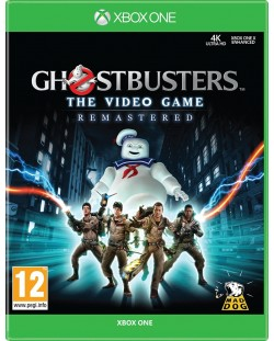 Ghostbusters: The Video Game Remastered (Xbox One)