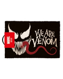 Изтривалка за врата Pyramid - Venom: We Are Venom