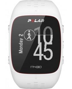GPS Часовник Polar M430 - бял