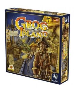 Настолна игра Grog Island - стратегическа