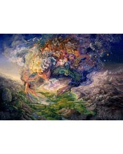 Пъзел Grafika от 1000 части - Диханието на Гея, Жозефин Уолф