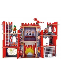 Игра Hape - Замъкът Викинг