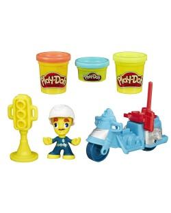 Play Doh Town - Мини превозно средство