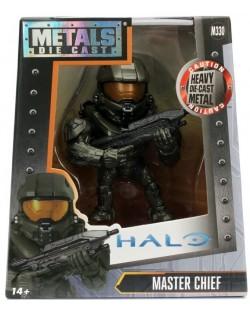 Фигура Metals Die Cast Halo - Master Chief, 10 cm