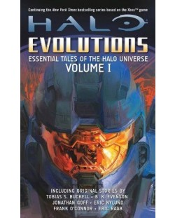 Halo: Evolutions Vol.1: Essential Tales of the Halo Universe