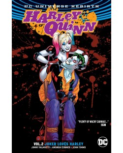 Harley Quinn Vol. 2 Joker Loves Harley (Rebirth)