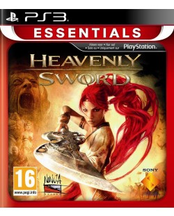 Heavenly Sword - Essentials (PS3)