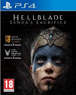 Hellblade: Senua's Sacrifice (PS4)