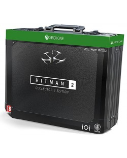 Hitman 2 Collector's Edition (Xbox One)