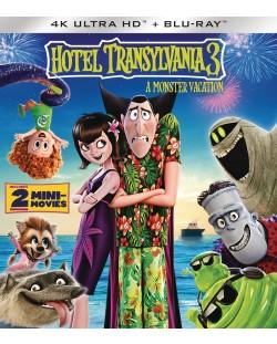 Хотел Трансилвания 3 (4K UHD Blu-ray)