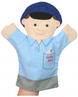 Кукла за куклен театър The Puppet Company - Хората, които помагат: Пощальон