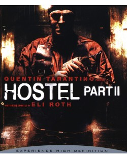 Хотелът на ужасите 2 (Blu-Ray)