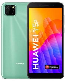 Смартфон Huawei - Y5p, Dual sim, зелен