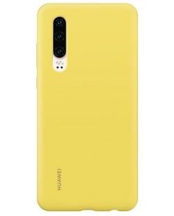 Калъф Huawei - Elle P30, жълт