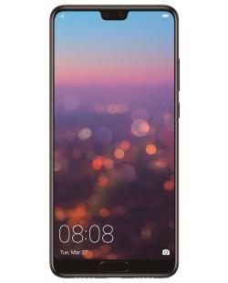 """Смартфон Huawei P20, Dual SIM, EML-L29C, 5.8"""", Черен"""