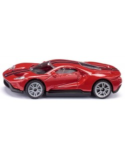 Метална количка Siku Private cars - Спортен автомобил Ford GT