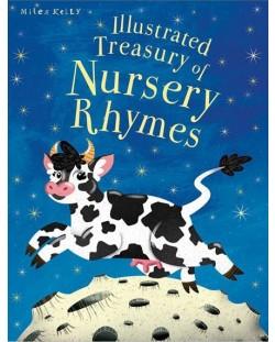 Illustrated Treasury of Nursery Rhymes (Miles Kelly)