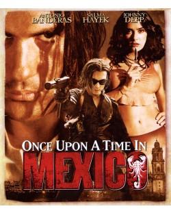 Имало едно време в Мексико (Blu-Ray)