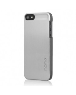 Калъф Incipio Feather Shine за iPhone 5, Iphone 5s -  сребрист